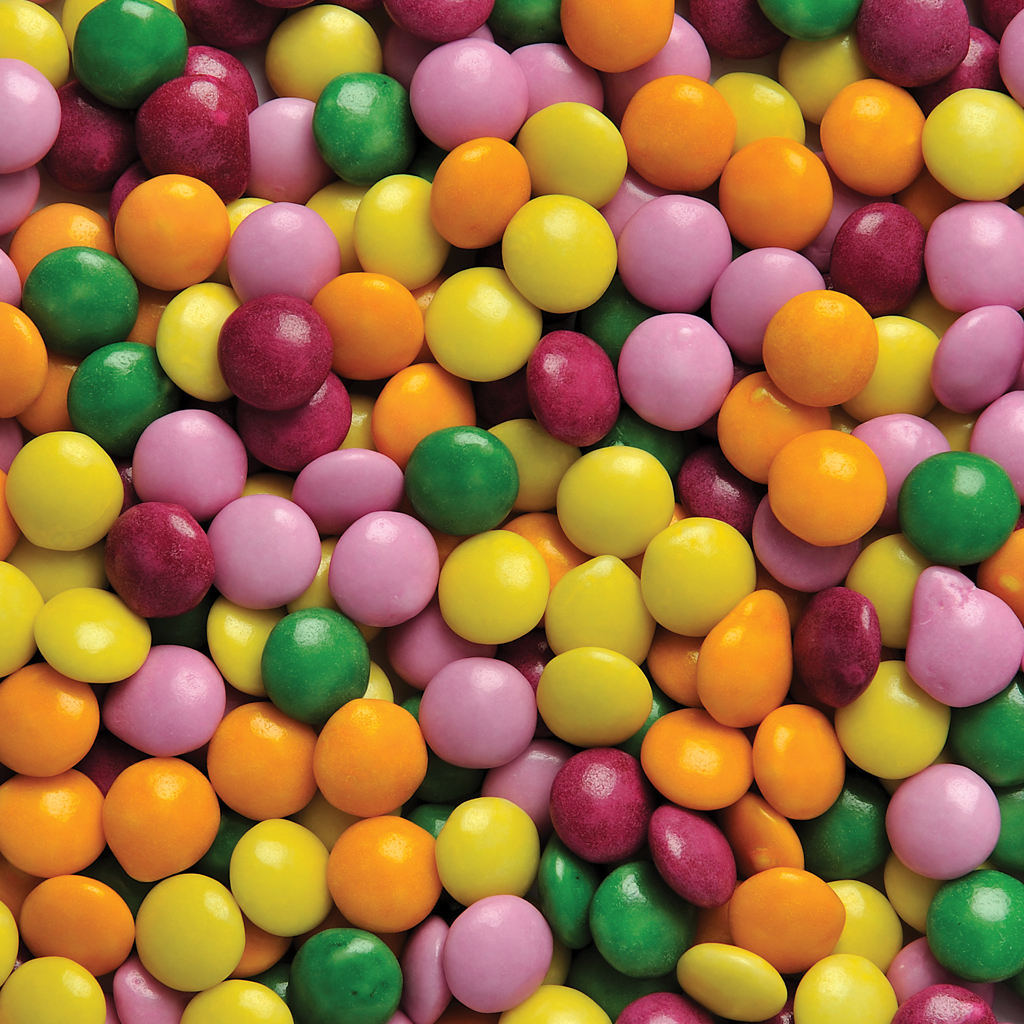 Mini Beans Sugar Coated x 1.25kg