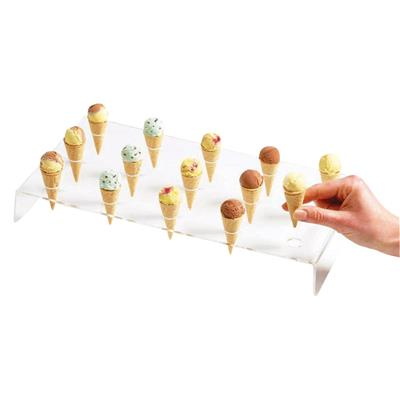 Mini Sugar Cone Tray