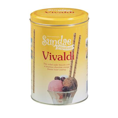Vivaldi Wafers Catering 2 x 140