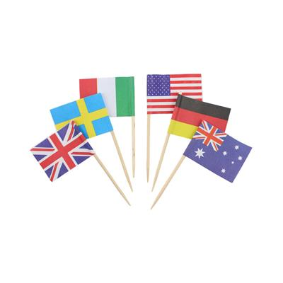 Flags Mixed Nations x 144