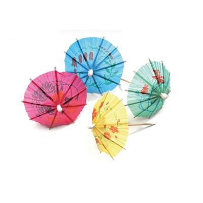 Small Floral Parasol x 144