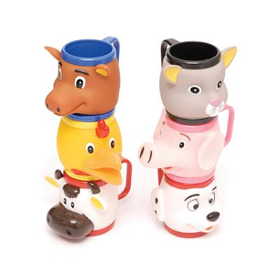 Farm Animals Ice Cream Mug x 36