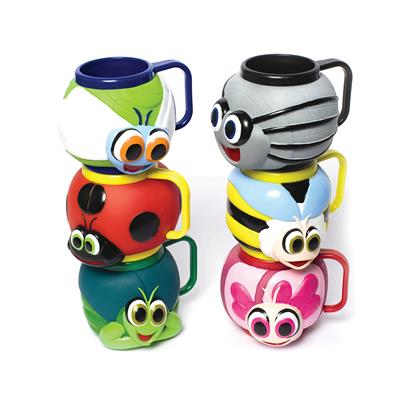 Bug Ice Cream Mug x 36