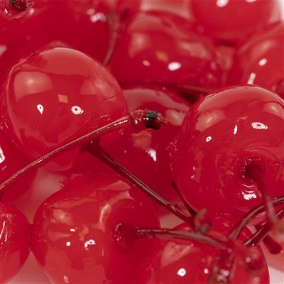 Red Cherries With Stalks x 630g